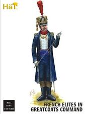 1/32 54mm Napoleonic French Infantry in Greatcoats Command 9311