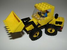 Lego 6658 City Bulldozer Digger Construction Town system vintage + instructions
