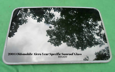 2004 OLDSMOBILE ALERO YEAR SPECIFIC SUNROOF GLASS NO ACCIDENT OEM FREE SHIPPING!