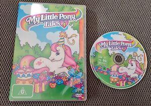 My Little Pony Tales : Volume 4 : 🍿🎬 DVD Free Postage