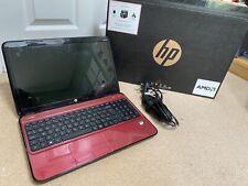 HP Pavilion G6 Laptop 6gb Ram / 750gb Memory / Windows 10