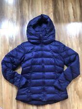 Womens Patagonia Downtown Jacket Rustic Purple Down Hood  600 FP