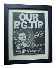 PETER GABRIEL+3+Melt+POSTER+AD+RARE+ORIGINAL 1980+QUALITY FRAMED+FAST WORLD SHIP