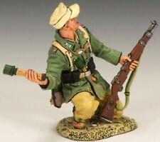 KING & COUNTRY AFRIKA KORPS AK080 WW2 GERMAN AK GRENADIER MIB
