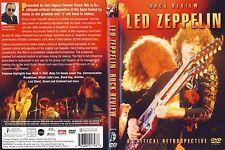 Led Zeppelin - DVD - Rock Review - Critical Retrospective von 2005 - NEU & OVP !