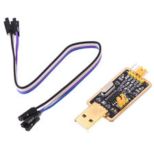 1 Pcs CH340G RS232 module USB to TTL converter UART module CH340 5 SE