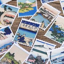 Mini Landscape illustration Decorative Scrapbooking Stickers hot