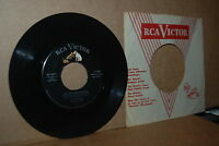 THE BLENDERS: I'VE TOLD EVERY LITTLE STAR & CECILIA; 1956 RCA 6591 MINT- 45 RPM