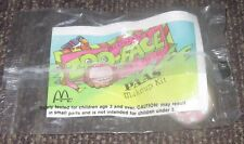 1988 Zoo Face McDonalds Happy Meal Toy Mask - Alligator