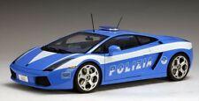 1:18 AUTOart LAMBORGHINI GALLARDO POLICE CAR POLIZEI POLIZIA  #74576