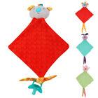 Baby Kids Cute Animals Security Soft Blanket Comforter Sleep Plush Toy NEW