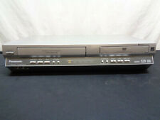 Panasonic PV-D4745S DVD VCR Combo Double Feature Player VHS Recorder (HKR56-305)