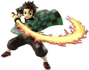 Bandai Demon Slayer Tanjiro Kamado Hinokami Kagura Flaming Sword Model Kit