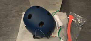 POC Receptor Flow Navy Helmet XL-XXL New in Box