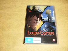 LOUPS=GAROUS The Motion Picture 2013 DVD NEW & SEALED animated loups garous R4