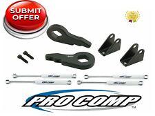 """Procomp 2.5"""" Lift Kit w/ES9000 Shocks! for 1999-2010 Chevy Silverado GMC 2500HD"""