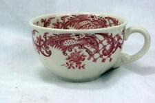 Villeroy And Boch Valeria Red Cup New Red Backstamp