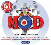 MOD THE ULTIMATE COLLECTION 5 CD SET 100 Hit Tracks 2020 Best Of Music Gift Idea