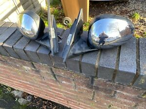 Rover 75 MG ZT Chrome Mirrors Pair