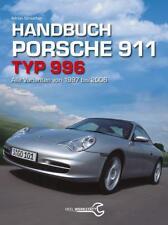 Handbuch 911 Typ 996 von Adrian Streather (2014, Gebundene Ausgabe)