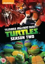 Teenage Mutant Ninja Turtles Season 2 Complete Series Two 26 Episodes Region 4