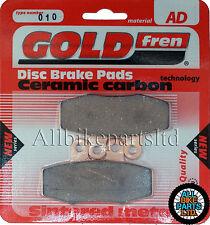Honda CLR 125 Front Sintered Brake Pads 1999 Onwards - Goldfren - CLR125 CLR-125