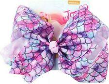 🎀Jojo Siwa Large Pink & Purple Mermaid Scales Bow