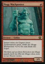 Mogg-centinelas foil/Mogg Sentry | ex | 8th Edition | ger | Magic mtg