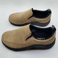 LL BEAN SPORT MOC TOE SLIP ON WOMEN LOAFER/SHOES SZ 6W Walk/Hike 05330