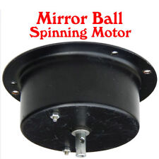 LED Disco Mirror Ball Spinning Motor AC Powered for LED Mirror Balls