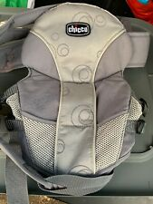 Chicco UltraSoft Magic Baby Carrier 2 tone grey Infant 2-Way Positions Unisex