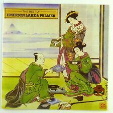 CD - Emerson, Lake & Palmer - The Best Of Emerson Lake & Palmer - A4547