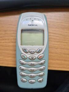 Nokia 3410 - Green (Unlocked) Mobile Phone