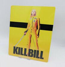 KILL BILL Volume 1 - Glossy Bluray Steelbook Magnet Cover (NOT LENTICULAR)