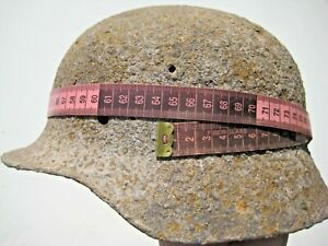 M35 Helmet WW2 WW II Germany Stalhelm