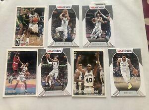 Lot #1 San Antonio Spurs NBA Panini : Derrick White, LMA, Patty Mills,...