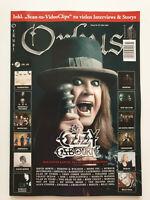 ORKUS  Nr.3 März 2020 Ozzy Osbourne  + CD Nr.149  NEU
