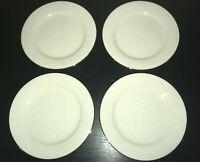 "(4) Noritake AFFECTION 8 1/4"" Salad Plates"