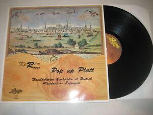 Kerstin Rogge - Pop up Platt   Vinyl  LP