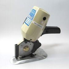 "Eagle Model EL-100A 4"" Round Knife Electric Fabric Cutting Machine Cloth Cutter"