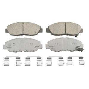 Disc Brake Pad Set-ThermoQuiet Disc Brake Pad Front Wagner QC465