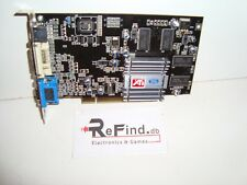 SCHEDA VIDEO GRAFICA PCI ATI RADEON SAPPHIRE 7000 64MB DDR VGA DVI S-VIDEO