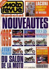 MOTO REVUE 3154 YAMAHA HONDA SUZUKI ZXR KAWASAKI DUCATI BMW SALON COLOGNE 1994