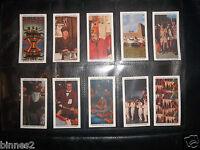 THE BEATLES MAGICAL MYSTERY TOUR WARUS LIMITED EDITION TRADING CARDS FULL SET