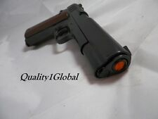 NEW 1911 BRUNI ITALY MOVIE PROP Pistol Replica Hand Gun Training COLT 45 KIMBER
