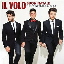 NEW IL VOLO CD BUON NATALE: THE CHRISTMAS ALBUM (2013) NIP factory Sealed