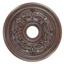 Livex Lighting Ceiling Medallions Ceiling Medallion in Imperial Bronze - 8200-58