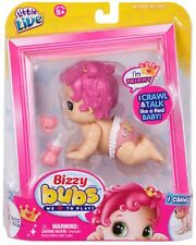 Little Live Pets Bizzy Bubs Primmy Princess Figure [Crawl & Talk!]