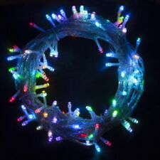 Electric Extendable 100 Led Multicolor Flush Light 34 Ft