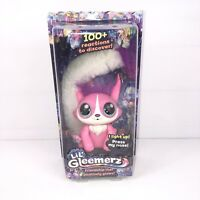 Lil' Gleemerz Adorbrite Pink Interactive Light Up Figure By Mattel New Hot Toy